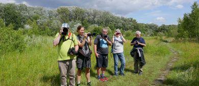 """Fotokurs """"Naturfotografie im Nationalpark Donau-Auen"""""""