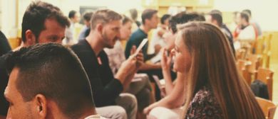 Speed Friending: Make New Friends - International Day of Fri