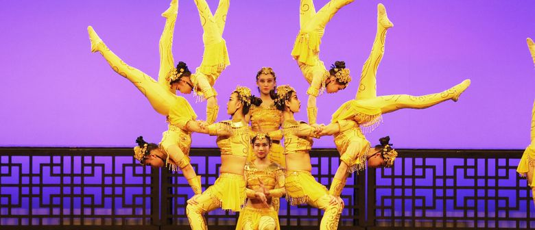 """CHINESISCHER NATIONALCIRCUS - """"The great Wall"""""""