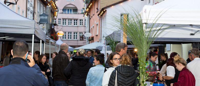 Alpen Culinary Street Food Festival in Bludenz