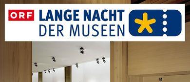 Lange Nacht der Museen 2018 im Angelika Kauffmann Museum