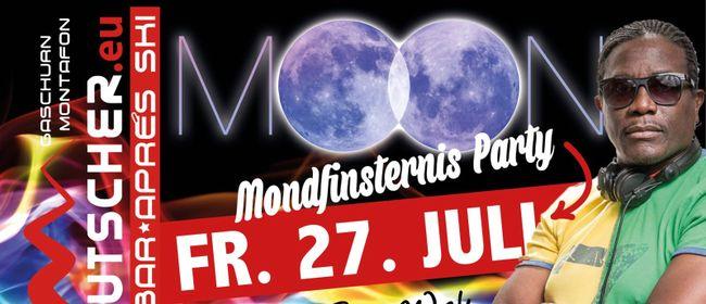 Mondfinsternis Party mit DJ IAN WAK