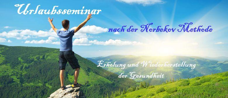 Urlaubsseminar nach Norbekov Methode