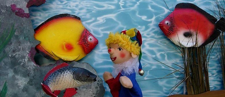 Friedburger Puppenbühne: Kasperl und die Flaschenpost