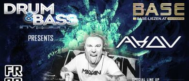 DRUM & BASS INVASION & MAINFRAME RECORDINGS presents AKOV