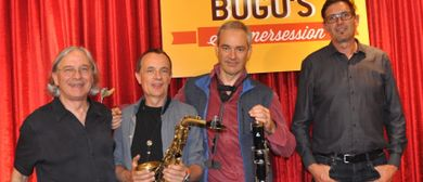 """bugo's Sommersession mit W. Lindner's """"Vibes and Pipes"""