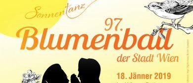97. Blumenball der Stadt Wien