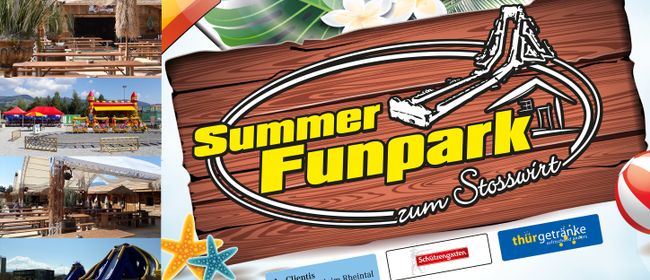 Summer Funpark - Slide'N'Gastro - in Altstätten (CH)