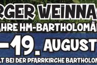 Bärger Weinnacht – 90 Jahre Harmoniemusik Bartholomäberg