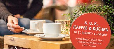 K.u.K. - Kaffee und Kuchen
