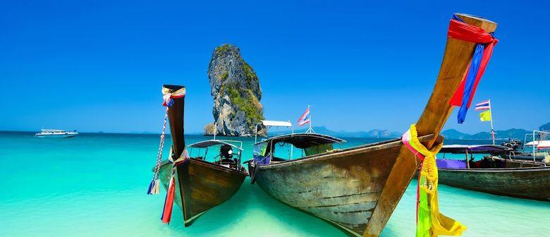 Vortrag: Thailand – Tradition, Tourismus und Moderne