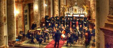 Mozarts Requiem in der Karlskirche Wien 2019