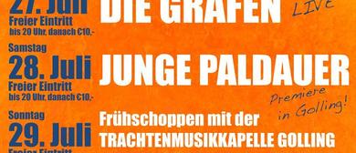 47. Egelseefest Golling / Salzburg