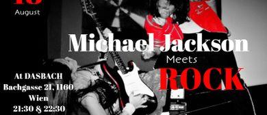 Michael Jackson Meets Rock in Vienna