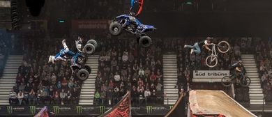 Masters of Dirt Total Freestyle Tour 2019
