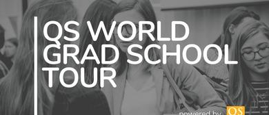 QS World Grad School Tour – Master-Messe Wien