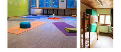 Sonnweber Yoga Tage Ebnit 2019