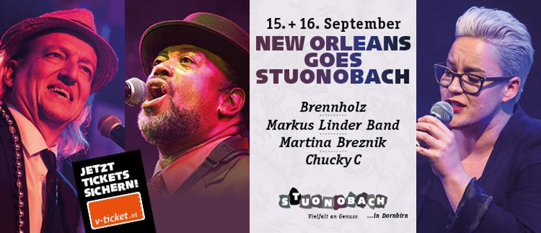 New Orleans goes Stuonobach