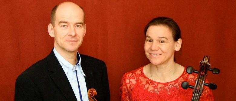 Kammermusik mit dem Eufonia Duo Wien