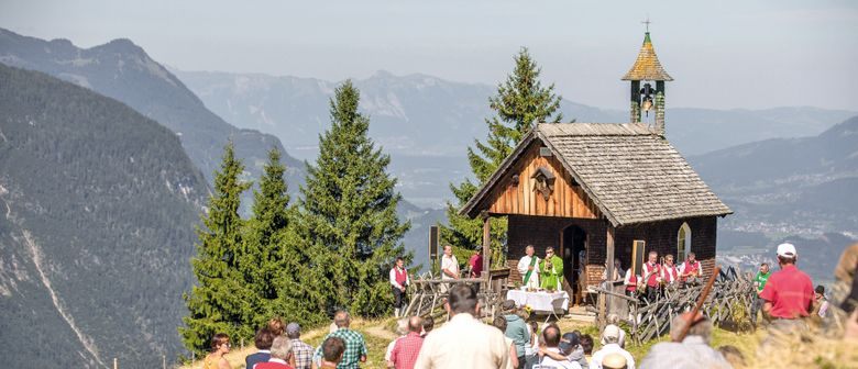 Bergmesse und Weisenblasen