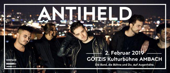 ONSTAGE: ANTIHELD // Götzis