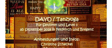 DAYO (Danceyoga) für Senioren