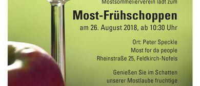 Mostfrühschoppen / Mostfest