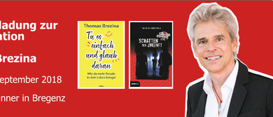 Buchpräsentation mit Thomas Brezina
