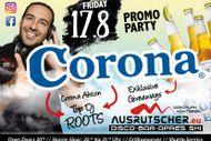 Corona Promo Party
