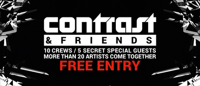 CONTRAST & Friends - Free Entry