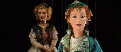 Mozarts »Entführung aus dem Serail« im Marionettentheater