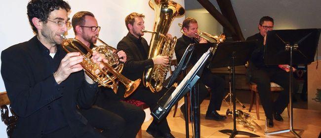 "Stella Brass & Franz Josef Köb - ""Musik als Begegnung"""