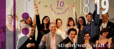 sing your song - Workshop Jazz- und Pop-Gesang