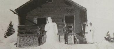 Gefährliche Gebirgsgrenze: Flucht über den Rätikon 1938-45