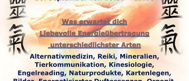 Wohl -Fühlmesse & Reiki - Gesundheitstage