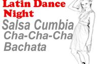 SALSA Reggaeton Latin Dance Night