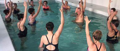 Aqua Yoga für Sportler