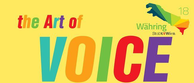 The Art of Voice feat. Katrin Weber