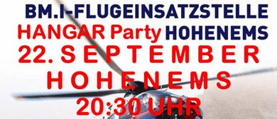PARTY im HELI-HANGAR