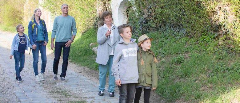 """""""Wandern & Trauben"""": Natur entdecken im Weinort Stetten"""