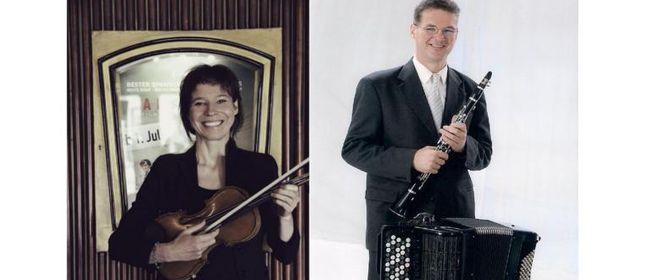 Konzertabend Heinrich Biegenzahn