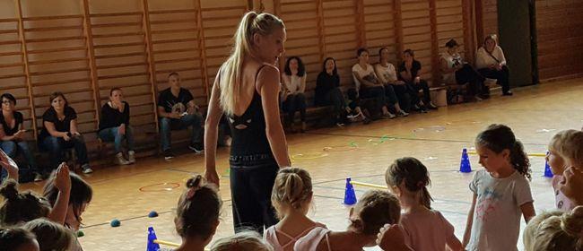 Kinder Ballett -  Tanzen ab 3 - 10 Jahren