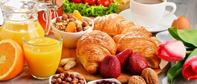 Silvester Frühstück 8:00 - 11:30