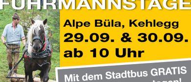 15.Kehlegger Fuhrmannstage
