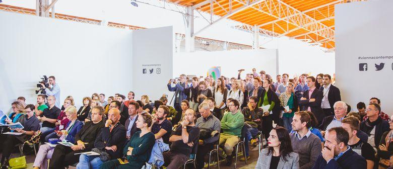 viennacontemporary 2018 –  Das Talks Programm (Teil 2)
