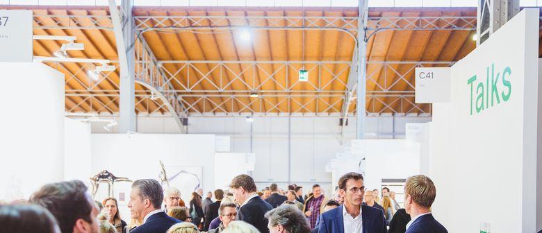 viennacontemporary 2018 –  Das Talks Programm (Teil 1)