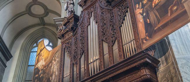 Letztes Orgelkonzert beim Festival Quintessenz 2018