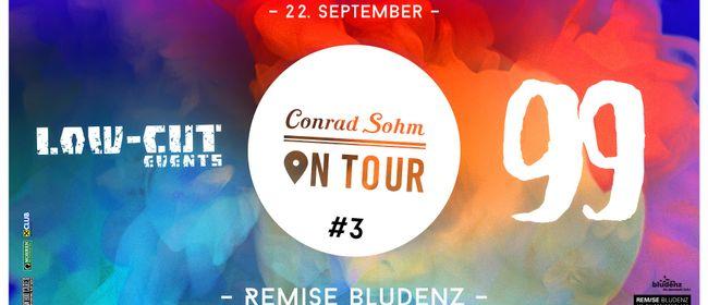 CONRAD SOHM ON TOUR #3