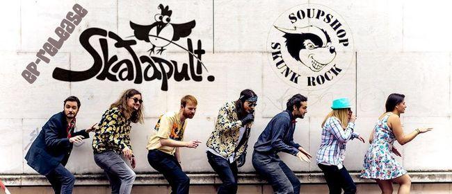 """Skatapult """"Aufstand der Hühner"""" EP-Release Party"""