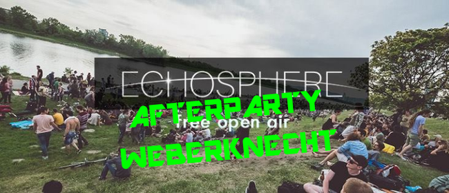 Echosphere Free Open Air Afterparty